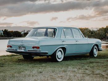 1966 Mercedes-Benz 250S (SOLD)