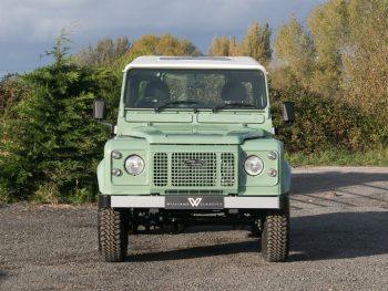 1995 Land Rover Defender 90 Heritage Edition